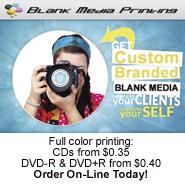 [ Blank Media Printing ]