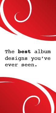 [Modern Album Designs]