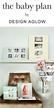 [ Design Aglow Baby Plan ]
