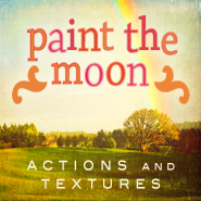 [ Paint the Moon Actions and Textures ]